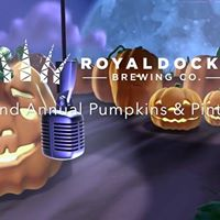 2nd Annual Pumpkins &amp Pints - Family Fun
