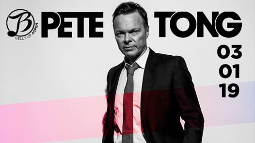 Pete Tong with jackLNDN