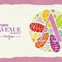 4 Years AVENUE - The Flower Power Edition