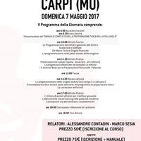 Carpi (MO) - 7 mag 2017 - Corso Preparazione Fisica Pallavolo