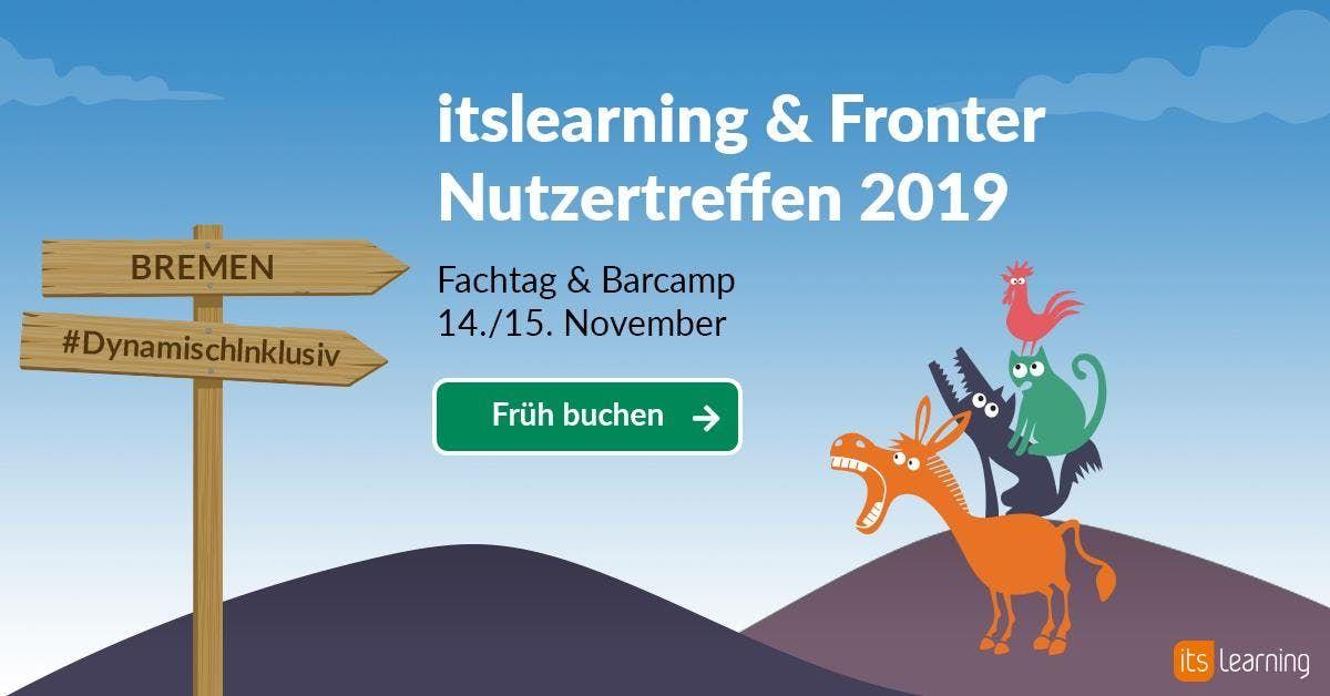 DynamischInklusiv - itslearning & Fronter Nutzertreffen 2019