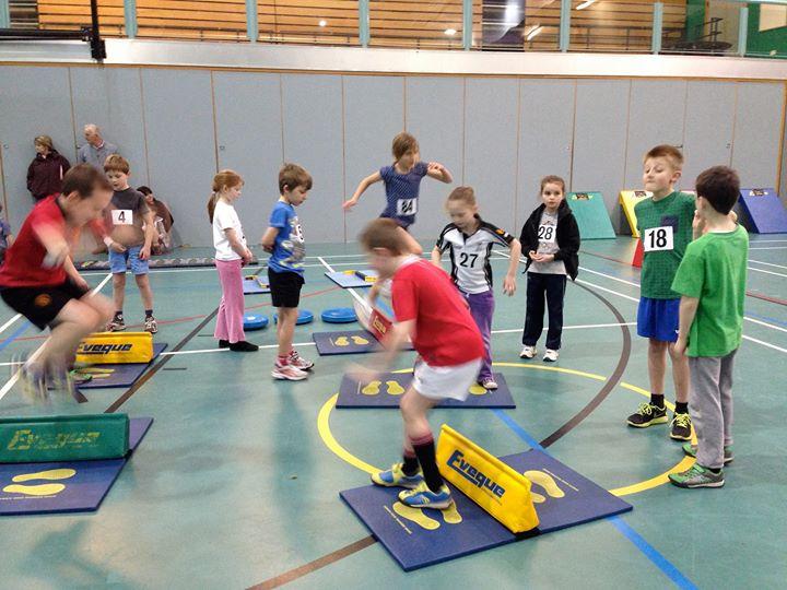 Exeter Sportshall Athletics 5