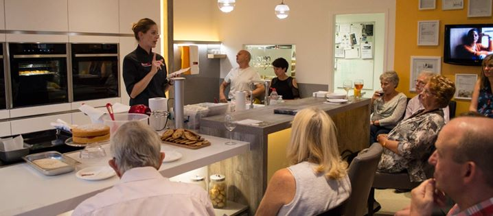 Neff Cooking Masterclass Barrowford At Kitchen Design Centre Manchester.
