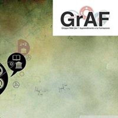 Progetto GRAF Gruppo e Rete per l'apprendimento e la formazione