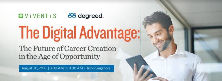 The Digital Advantage The Future of Career Creation in the Age of Opportunity