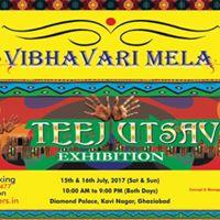 Vibhavari Teej Utsav - Mela