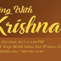 Dancing With Krishna