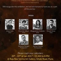 Pravah - Painting &amp Photography Exhibition