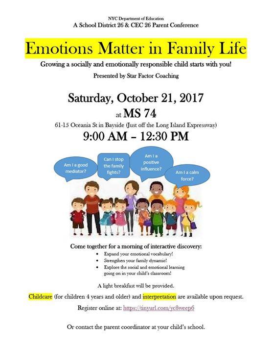 family life education topics