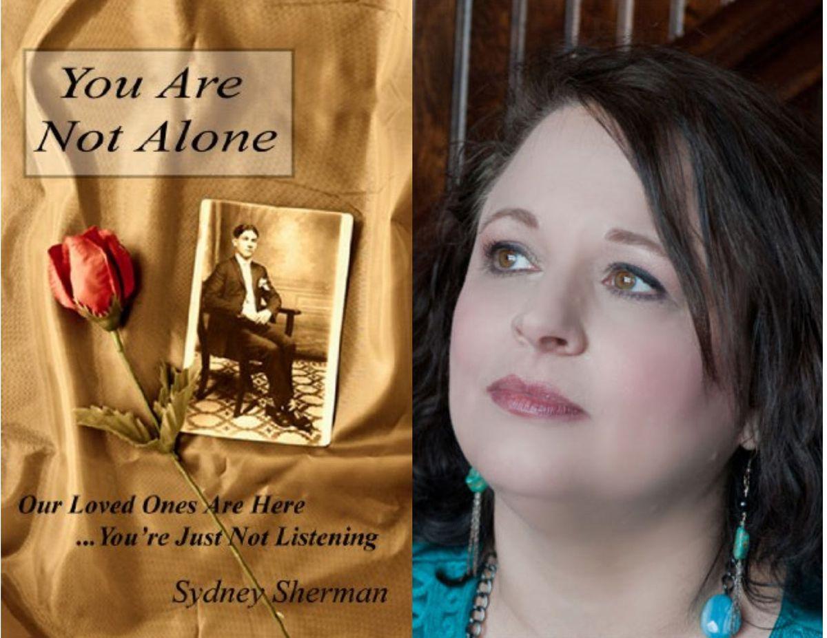 Spirits of Milford Ghost Walk with Medium & Author Sydney Sherman