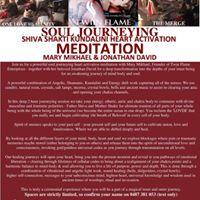 Soul Journeying Meditation with MARY Mikhael &amp Jonathan David