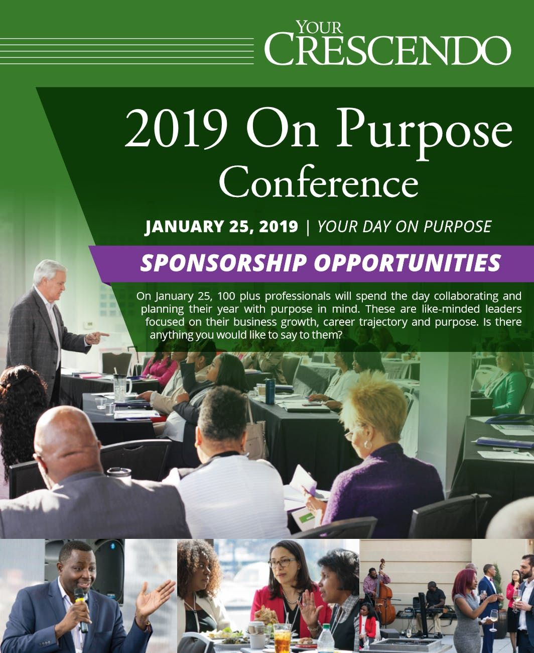 2019 On Purpose Conference