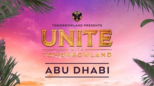 Marcus Santoro - UNITE Tomorrowland (Abu Dhabi)