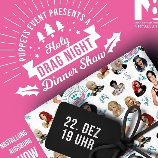 Holy Drag Night - Dinnershow