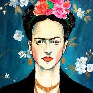 ArtNight Bohemian Frida Kahlo am 25062019 in Kln