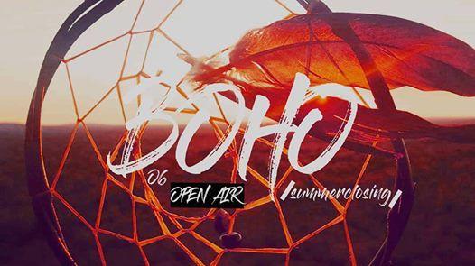 BOHO 06 OpenAir summerclosing