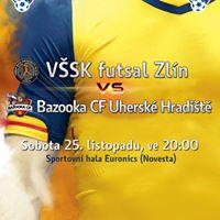 Derby Futsal Zln - Bazooka CF Uhersk Hradit