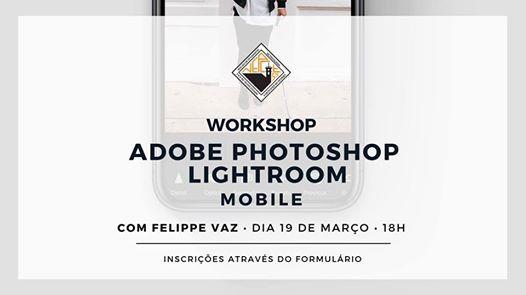 Workshop Lightroom Mobile