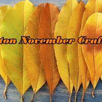 Brighton November Craft Fair
