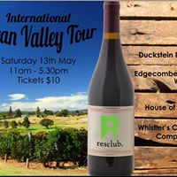 Sold Out Resclub Presents International Swan Valley Tour