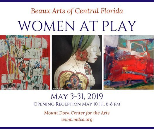 Beaux Arts of Central Florida Exhibit Opening Reception at