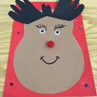 Christmas Crafts at Rochdale Central Library