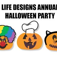 LIFEDesigns Halloween Party