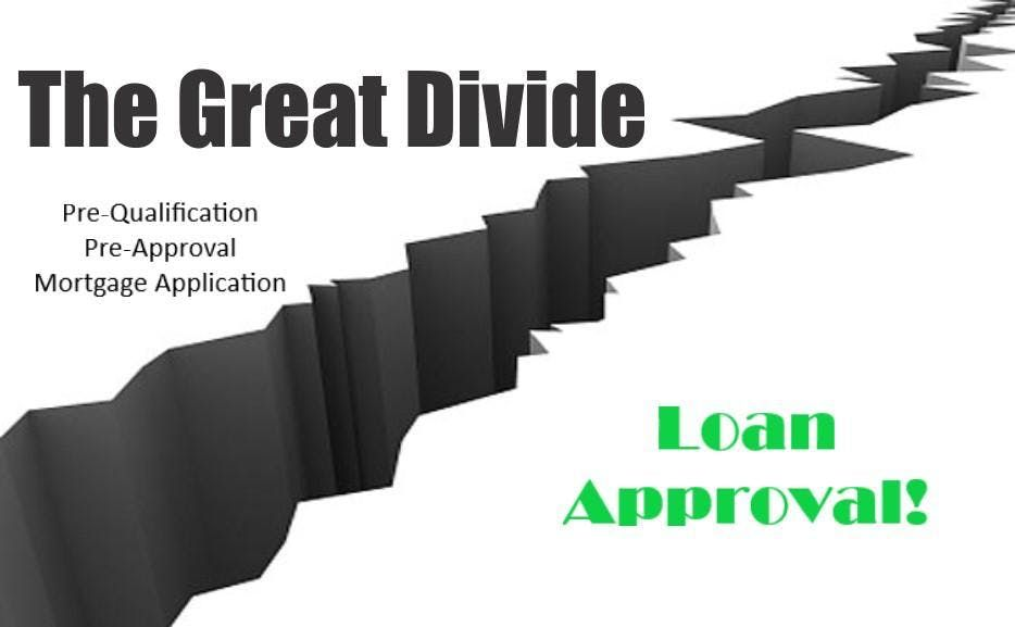 The Great Divide Applying & Qualifying For A Mortgage (3 CE HRS)