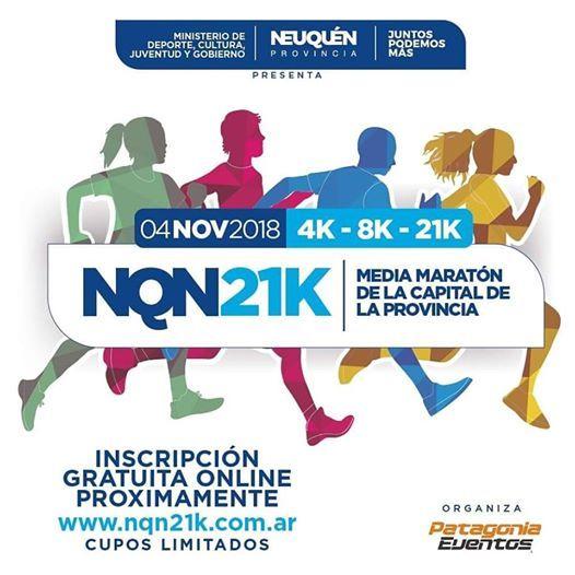 NQN 21 Km Ciudad de Neuquen - Neuquen (4 8 y 21 Km)