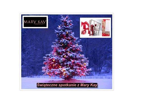 witeczne spotkanie z Mary Kay