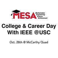 MESA College &amp Career Day