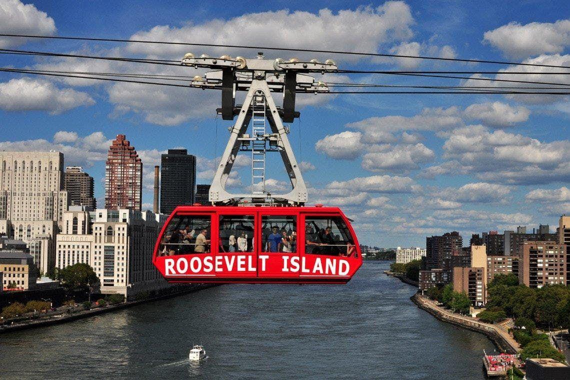 Roosevelt Island  Astoria Queens Walk 2019