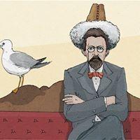 Three Seagulls Improvised Chekhov