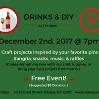 Drinks &amp DIY Holiday Edition