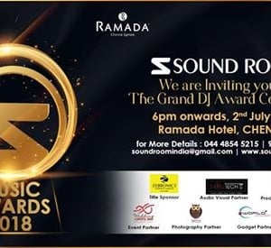 Soundroom Music Awards 2018