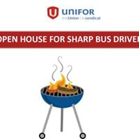 Unifor BBQ for Sharp Drivers and Family May 27 2017