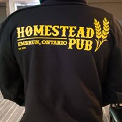 Homestead Pub