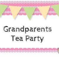 Grandparents Tea Party January 2018
