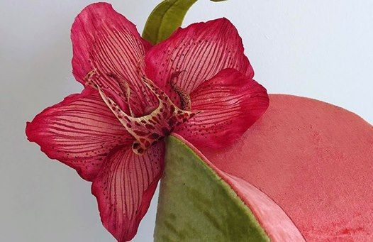 LHW Masterclass Thermoplastic and Silk Orchids with Maor Zabar