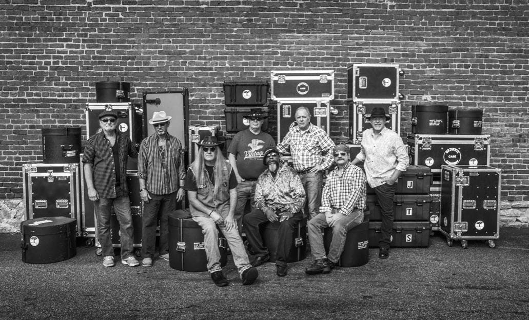 Tribute - A Celebration of The Allman Brothers Band