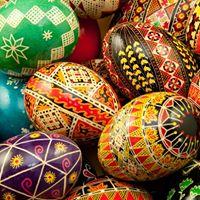 Ukrainian Egg Workshop- FILLED