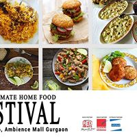 The Ultimate Home Food Festival