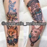 Guest Artist - Stephanie Melbourne