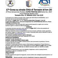17 CORSA CITTA di Terrasini km20 seconda prova SUPER Prestige