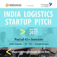Indian Logistics Startup Pitch Session