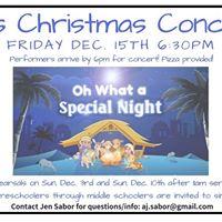 Kids Christmas Concert at The Chapel Mundelein