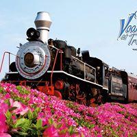Promocional Ferrovia do Vinho  Maria Fumaa