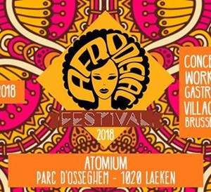 Festival Afrodisiac 2018 x Brussels African Market