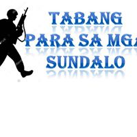 Outreach For Soldiers in V. Luna - Tabang Para sa mga Sundalo