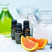 Learn About Essential Oils And Create Your Own Body Scrubs